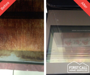Bond Cleaning in Ipswich - Cleaned oven