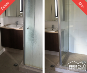 Bond Cleaning in Brisbane - Clean Shower